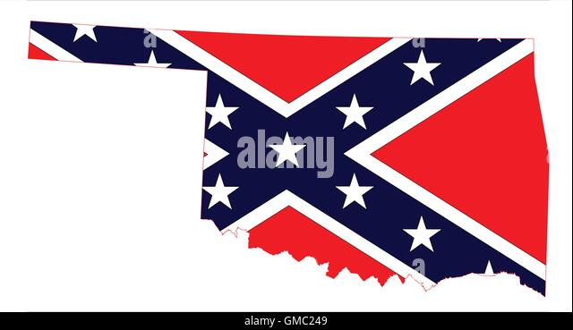 Oklahoma Map Stock Photos Oklahoma Map Stock Images Alamy - Oklahoma map usa