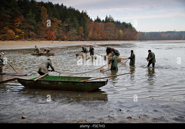 Jevany stock photos jevany stock images alamy for Stocked fishing ponds near me