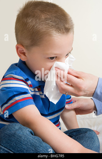 how to stop runny nose in baby