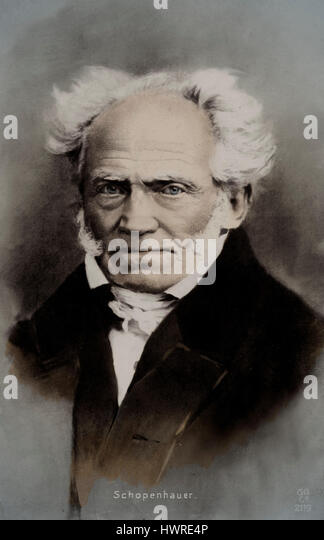"a biography of arthur schopenhauer a german philospher Arthur schopenhauer (1788 – 1860) was a german philosopher  and death (of  aging schopenhauer says: ""it is bad today, and it will be."