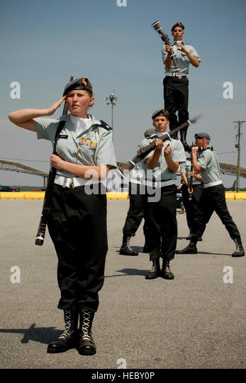 uk rotc drill meet