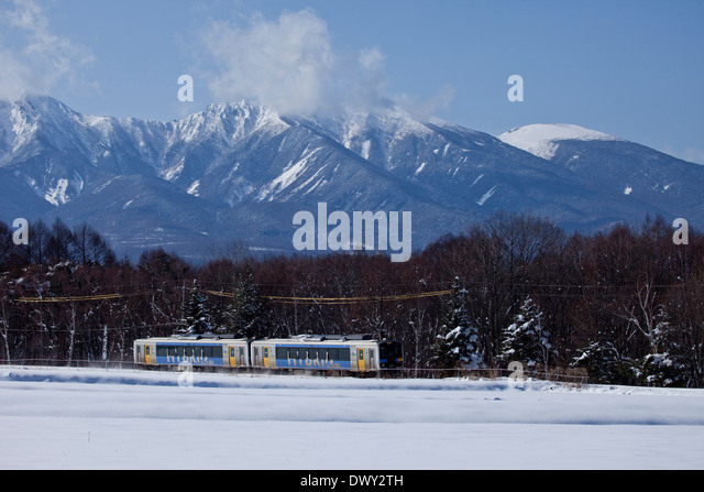Japan Trains Stock Photos Japan Trains Stock Images Alamy