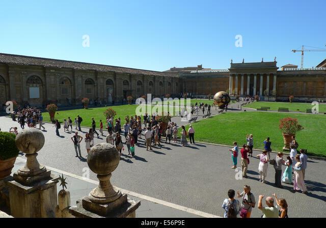 In The Vatican Gardens Stock Photos In The Vatican