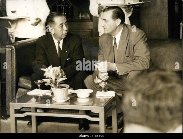 Jul 07 1957 new trade stock photos jul 07 1957 new trade stock 07 1957 new trade agreement between australia and japan signs in heroine platinumwayz
