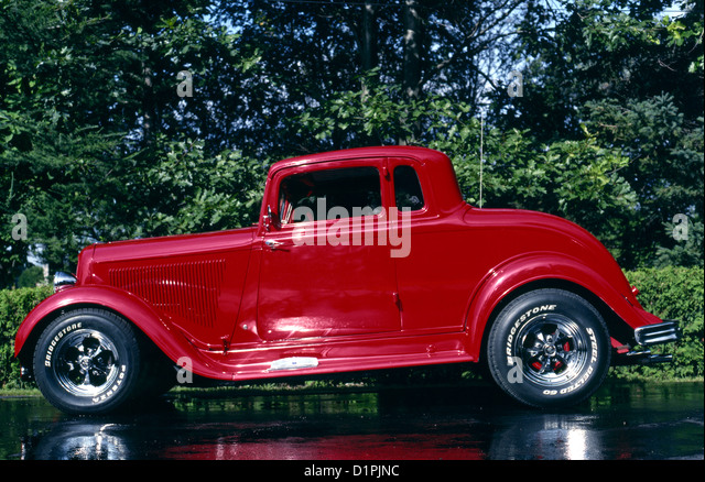 1933 car stock photos 1933 car stock images alamy for 1933 plymouth 5 window coupe