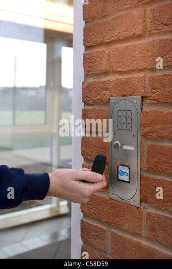 Entry System Stock Photos Amp Entry System Stock Images Alamy