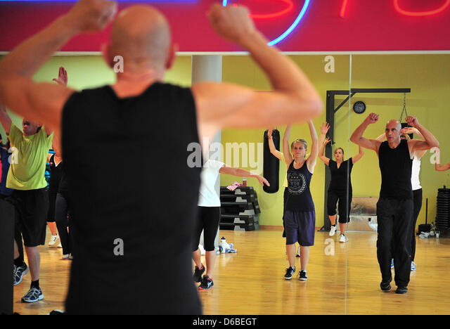 fitness club germany stock photos fitness club germany stock images alamy. Black Bedroom Furniture Sets. Home Design Ideas