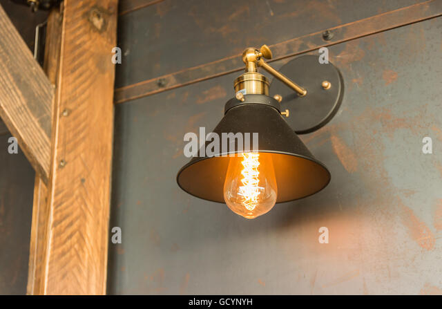 Hanging Lamp Shade Stock Photos & Hanging Lamp Shade Stock Images - Alamy
