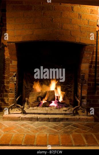 Inglenook Fireplace Stock Photos Amp Inglenook Fireplace
