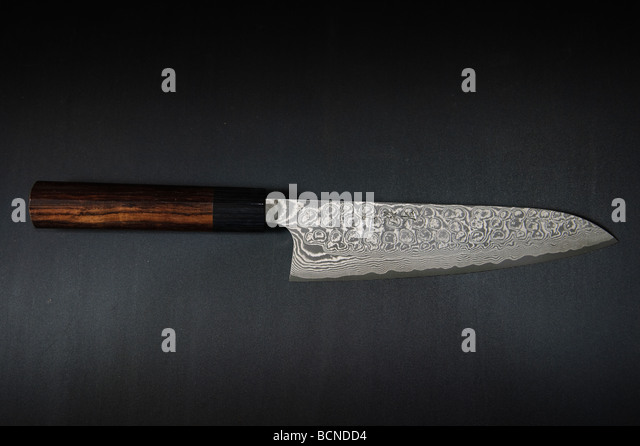 Japanese knives stock photos japanese knives stock for Japanese fish knife