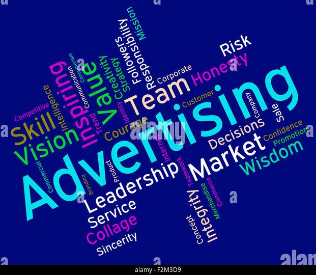 word advertisements
