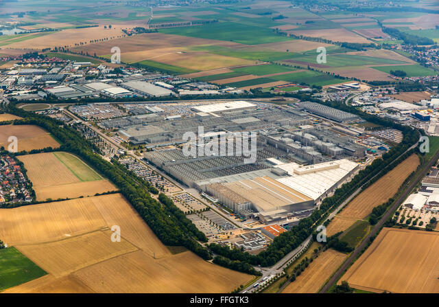 Bmw Factory Regensburg Stock Photos Amp Bmw Factory