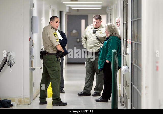 On To College Show 010 11 2017 >> Correctional Officers Stock Photos & Correctional Officers Stock Images - Alamy