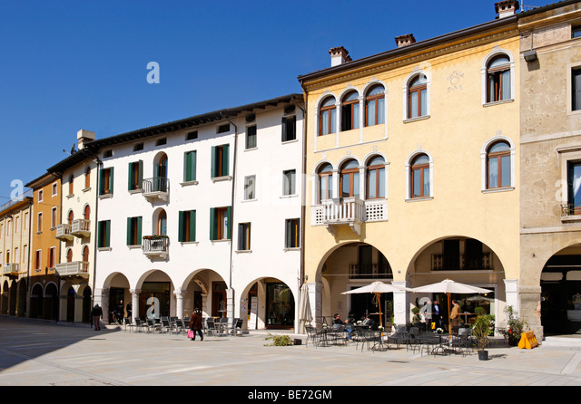 Sacile stock photos sacile stock images alamy for Piazza del friuli