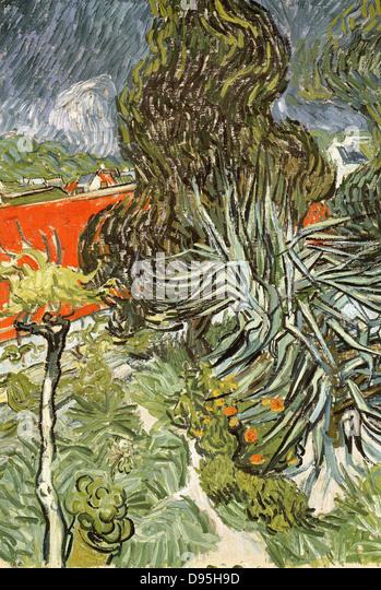 Gogh Garden Stock Photos Gogh Garden Stock Images Alamy