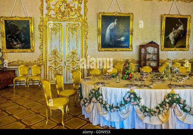 The great white palace stock photos the great white for Dining room 95 hai ba trung