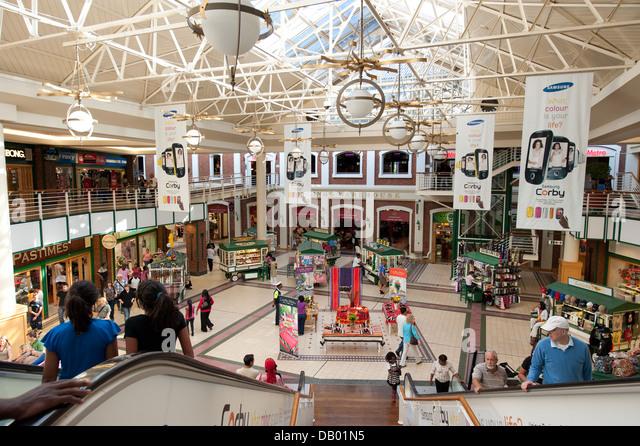 Victoria Wharf Shopping Mall Victoria Stock Photos Victoria - First shopping center in usa