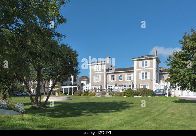 Italianate Style Georgian Villa Now A Residential Care Home Torquay South Devon