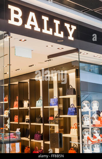 Bally Shoe Store In Las Vegas