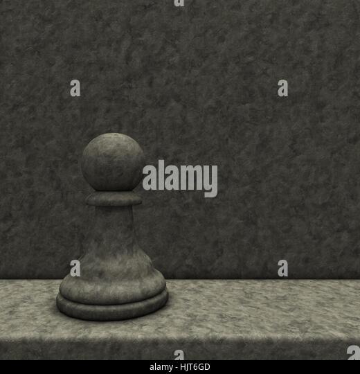 Chess sculpture stock photos