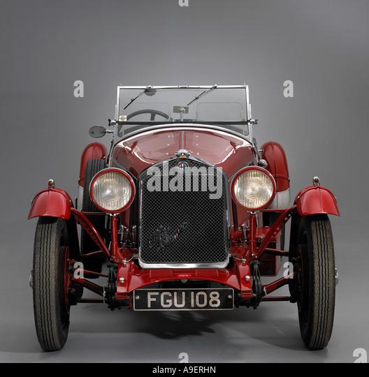 Alfa Romeo 6c Stock Photos & Alfa Romeo 6c Stock Images