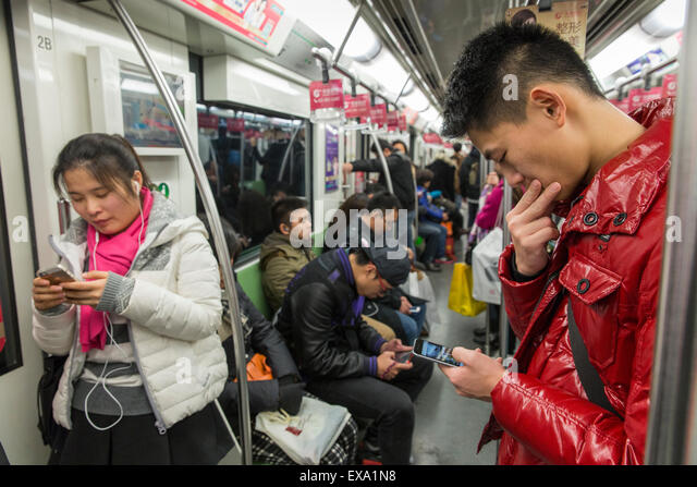 Image result for shanghai subway phones