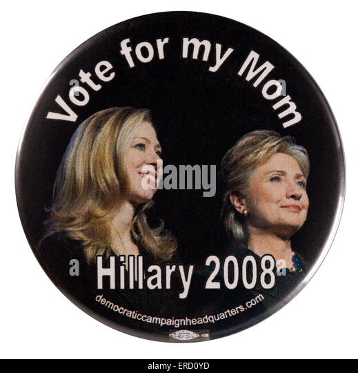 Clinton (IA) United States  city images : Chelsea Clinton And Hillary Stock Photos & Chelsea Clinton And Hillary ...