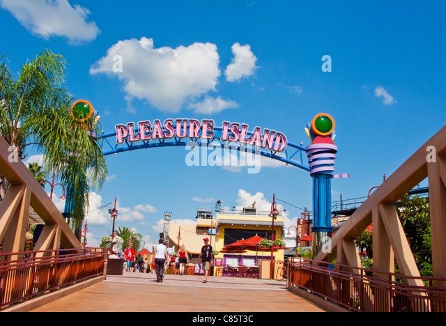 Pleasure island movie orlando fl