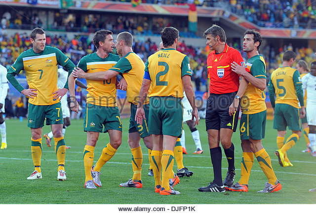 how to become a soccer referee in south africa