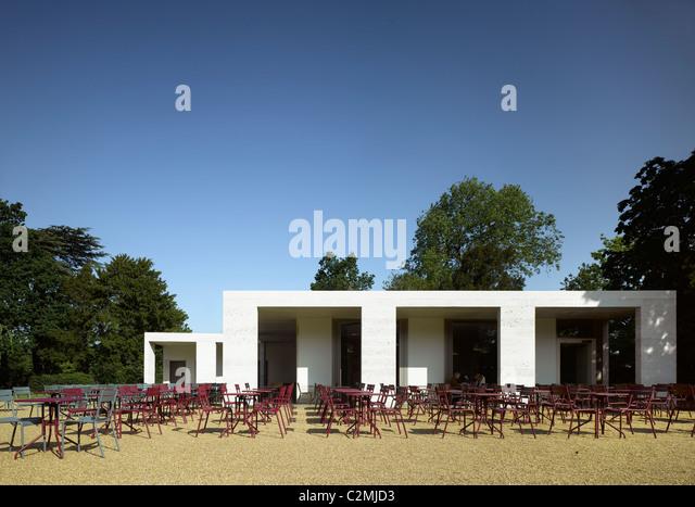 Chiswick House Cafe Architect