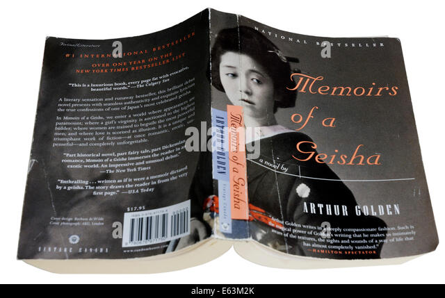 memoirs of a geisha book and What are some differences between memoirs of a geisha the book and the movie i've read the book and own the movie, but all i can remember is the fire.