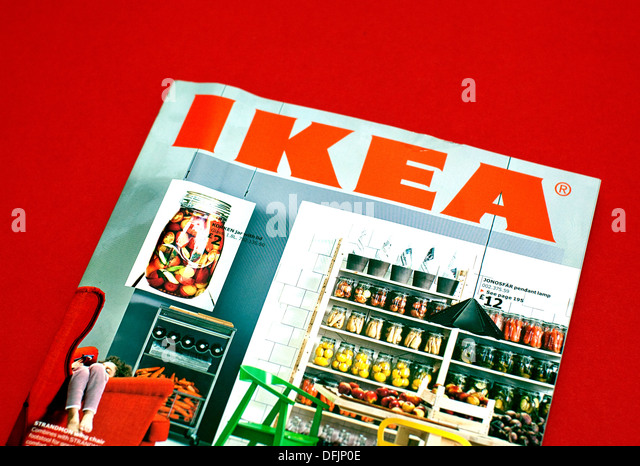 Ikea Catalogue Stock Photos Ikea Catalogue Stock Images