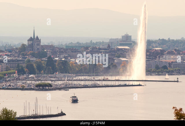Geneve old city stock photos geneve old city stock for M park geneve