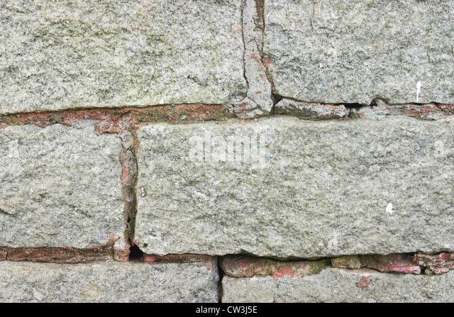 Granite Stone Foundation : Foundation wall stock photos