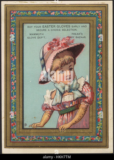 Early 19th Century Advertising Stock Photos & Early 19th