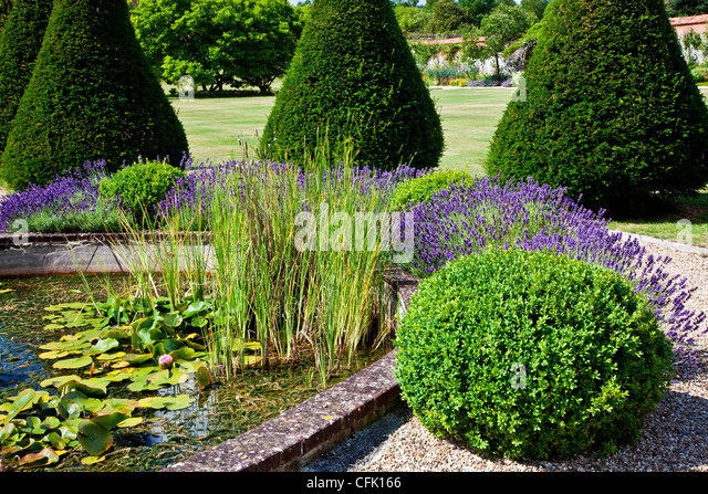Littlecote stock photos littlecote stock images alamy for Ornamental pond