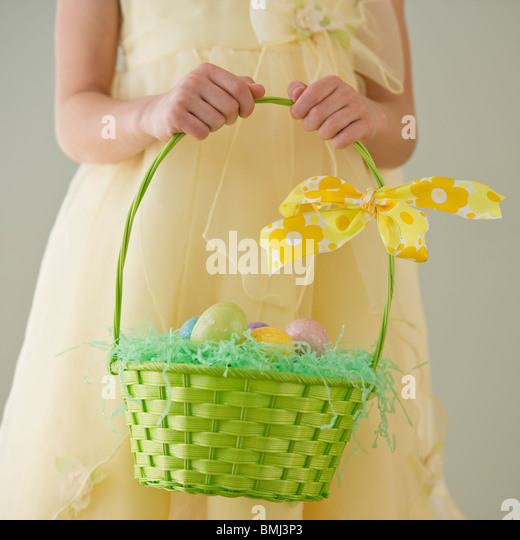 Flower Girl Baskets Dublin : Coulor stock photos images alamy
