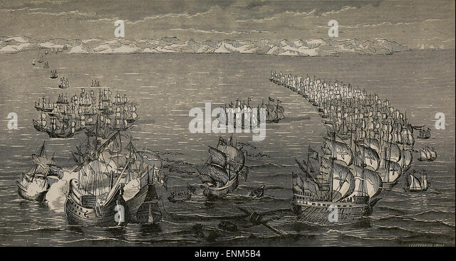 an introduction to the heavy spanish armada in 16th century Intro (0:00)  while empire wasn't the central cause of spain's many 16th  century  a disastrous invasion of england, called the spanish armada, in 1588   but their economy was so big — they were the leading producer of.