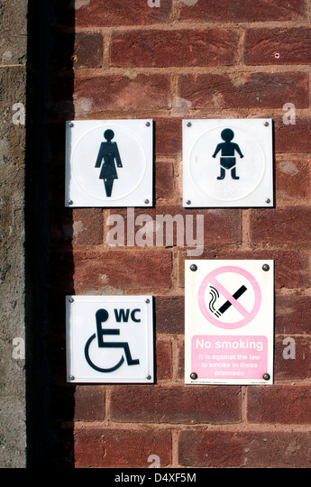 Bathroom Signs South Africa ladies toilet signs stock photos & ladies toilet signs stock