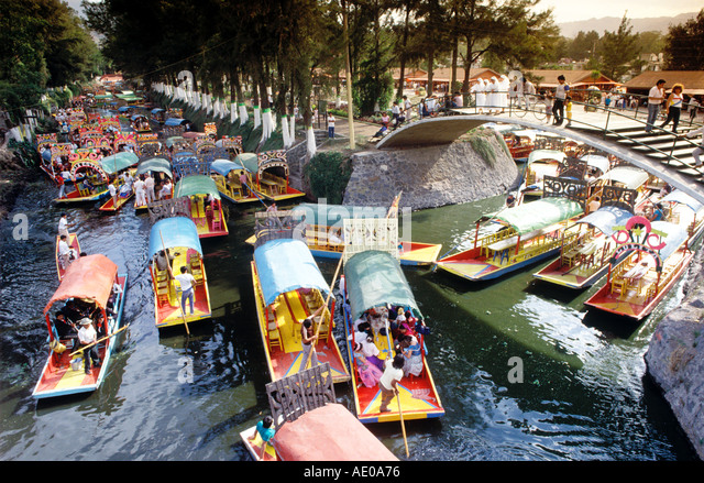 Chinampas Stock Photos Chinampas Stock Images Alamy