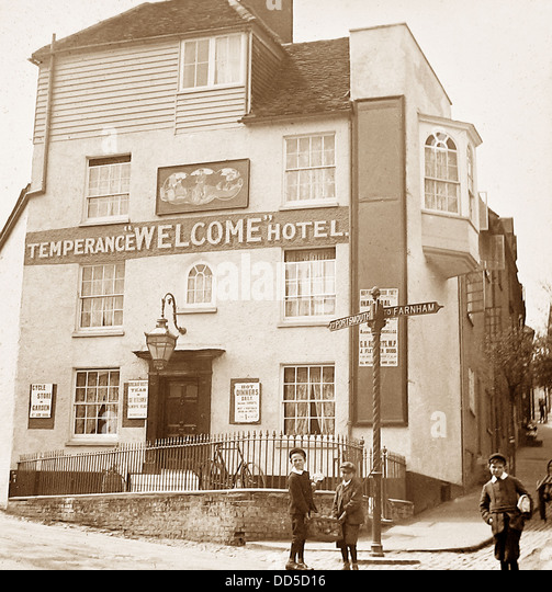 Temperance stock photos temperance stock images alamy for Period hotel