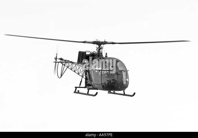helicopter pilot black and white stock photos  u0026 images