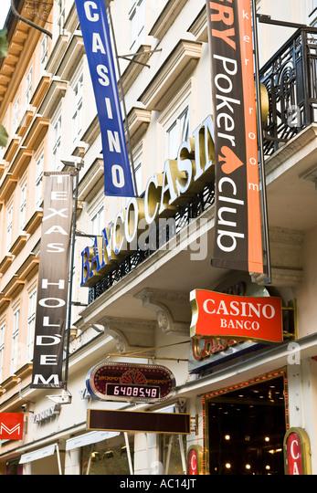 Prague gambling