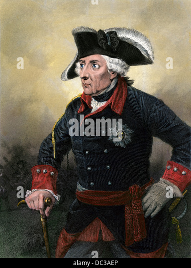 the significance of frederick the great in prussia Portraits of frederick the great line the streets, bookshops are bursting with new   helping germans appreciate prussia's cultural significance.