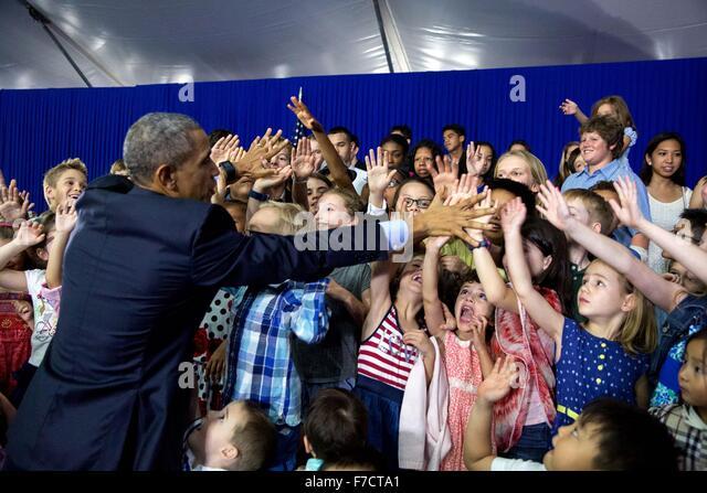embassy meet and greet obama