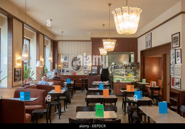 Osterreich Wien 1 Cafe Korb Brandstatte 9