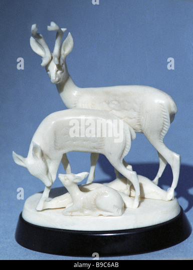 Bone carving stock photos images alamy