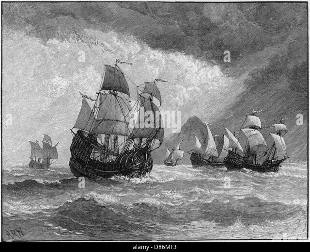Ferdinand Magellan Portuguese Explorer: 1519 1521 Stock Photos & 1519 1521 Stock Images