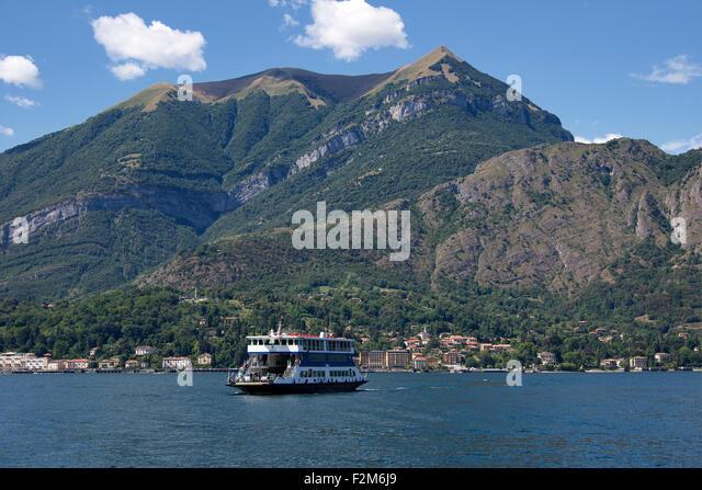 Lake Como Ferry Stock Photos Lake Como Ferry Stock Images Alamy