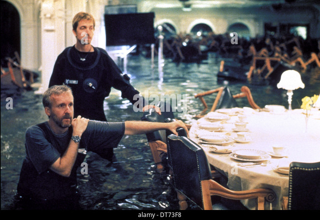 titanic movie on set stock photos amp titanic movie on set